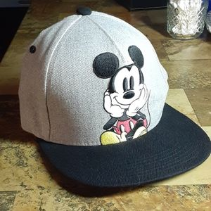 Embroidered MICKEY MOUSE hat